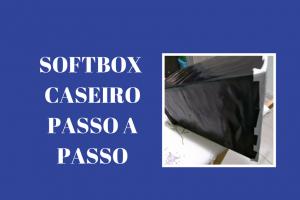 montar um softbox caseiro
