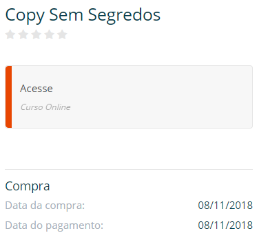 Copy Sem Segredos