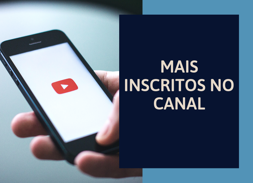 Como Conseguir Mais Inscritos no Canal do YouTube