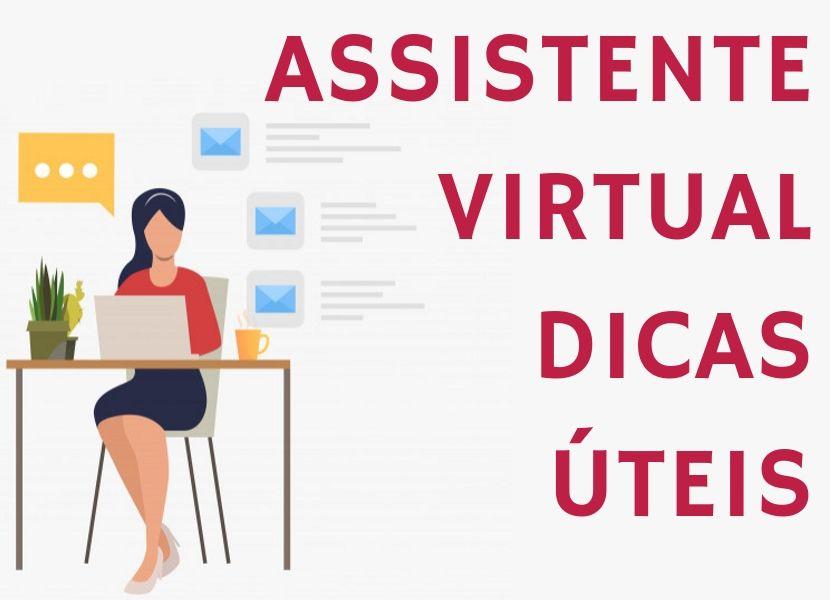 Como Ser Assistente Virtual ou Secretária Remota – Primeiros Passos