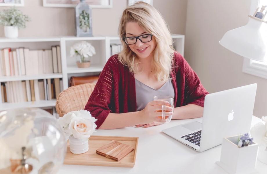 trabalhar em casa como assistente virtual ou secretaria remota