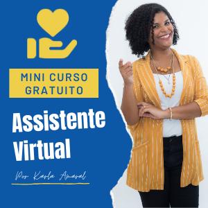 curso grátis de assistente virtual